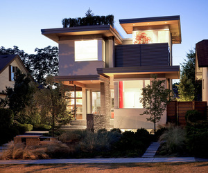 house, beautiful, and perfect image