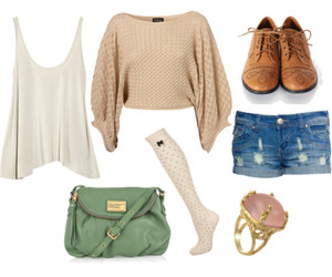 bag, jeans, and pretty image