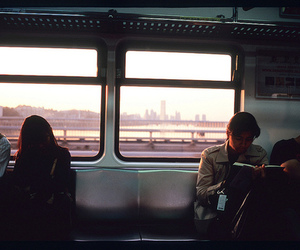 train, grunge, and indie image