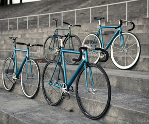 cannondale, fixed gear, and fixie image