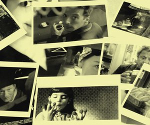 amelie poulain, b&w, and photography image