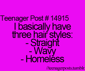 hair, straight, and wavy image