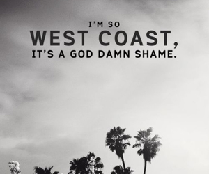west coast, the neighbourhood, and band image