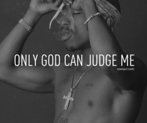 2pac, quote, and rap image