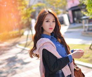 ulzzang and kim shin yeong image