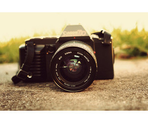camera, photography, and road image