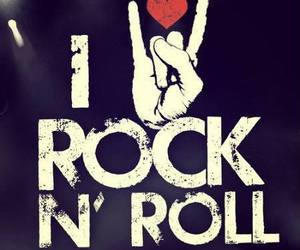 rock, rock n roll, and music image