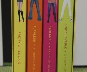 book, novel, and pretty little liars image