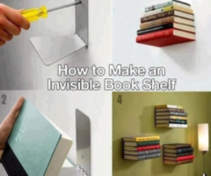 books, decor, and ideas image