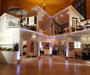 dollhouse, new york, and wonderful image
