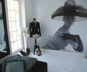 audrey hepburn, decoration, and fashion image