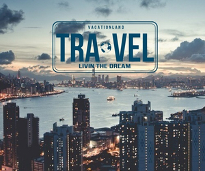 city, Dream, and travel image