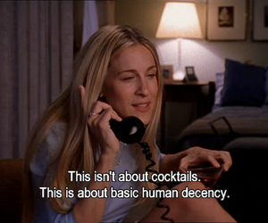 Carrie Bradshaw, sex and the city, and love image
