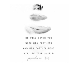 bible, faith, and quote image
