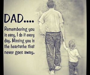 dad and miss you image