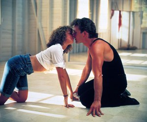 dirty dancing, movie, and baby image