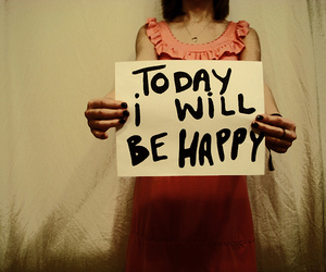 happy, text, and today image