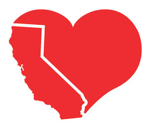 california, love, and cali image