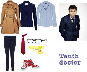 doctor who, style, and tenth doctor image