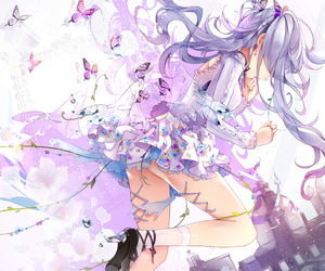 amazing, butterfly, and fanart image