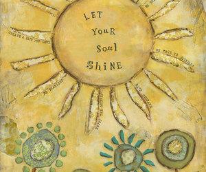 soul, sun, and shine image