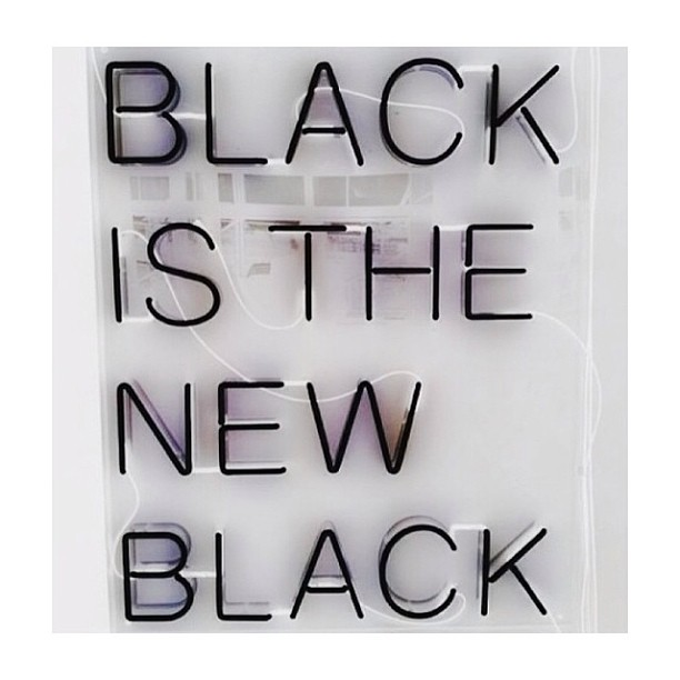 2668dd93223 Black is the new black on We Heart It