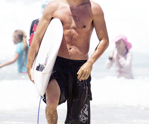 beach, lindo, and 1d image
