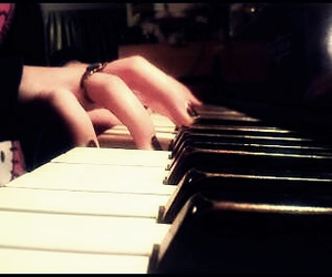 hand, love, and music image
