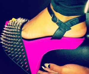 fancy, heels, and girls night out image