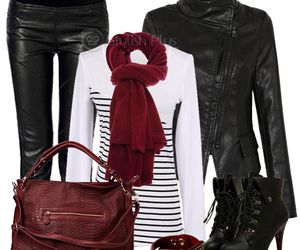 accessories, bags, and heels image