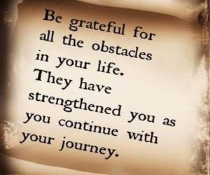 life, grateful, and quote image