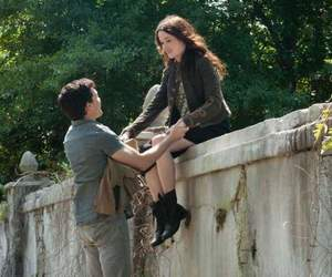 beautiful creatures, ethan, and lena image