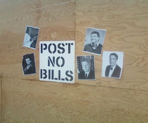 bill and funny image