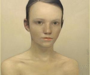 girl, portrait, and pretty image