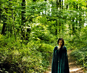 fairy tale, merlin, and morgana image