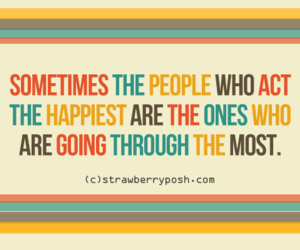 quote, happy, and people image