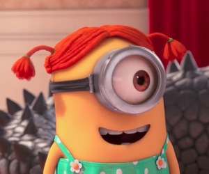 despicable me 2 and minon image
