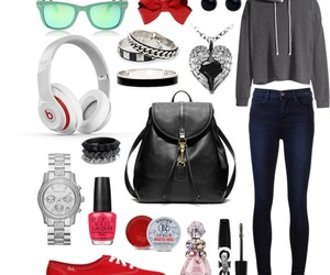 accessories, beats, and black image