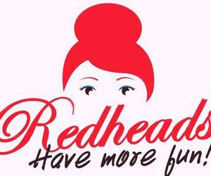 hear, red, and redhead image