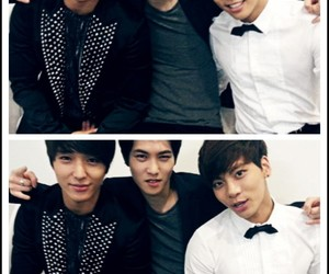 ft.island and cnblue and shinee image