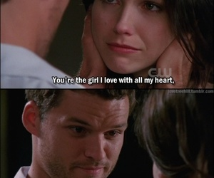 one tree hill and julian image