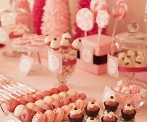 food, photography, and pink image