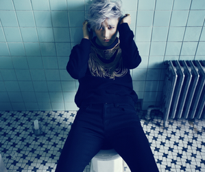 hyunseung, beast, and troublemaker image