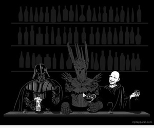 sauron, star wars, and funny image