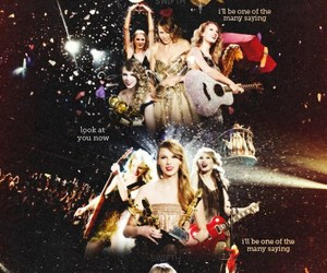 Taylor Swift, fearless, and red image