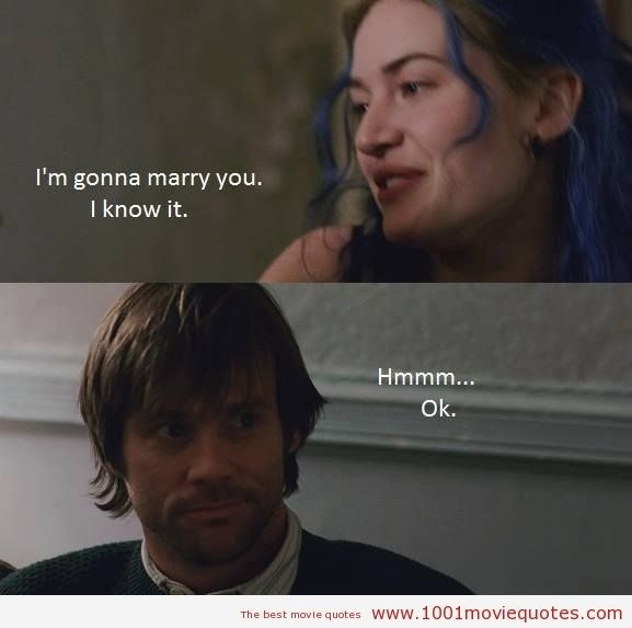 27 Magical Quotes From \'Eternal Sunshine Of The Spotless Mind\'