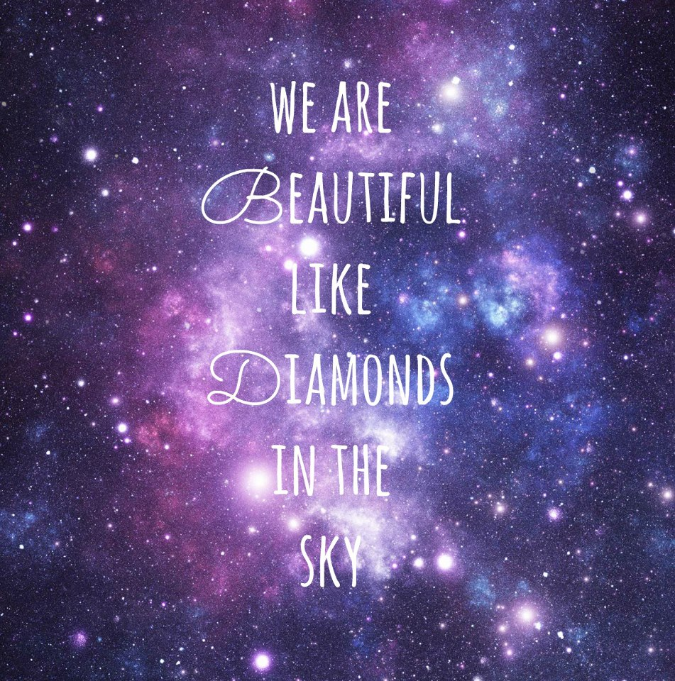 Galaxy Quotes Extraordinary Image About Cute In How I Feel…logan On We Heart It