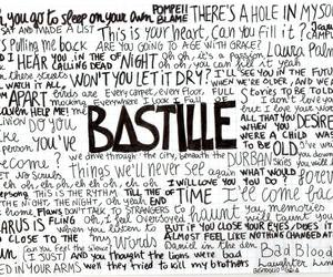 bastille, kyle, and meaning image