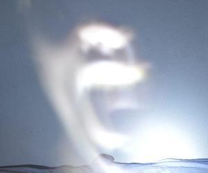 ghost, Halloween, and baddream image