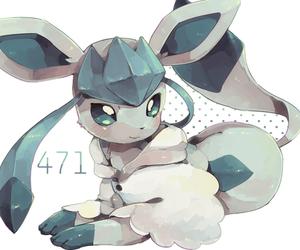 anime, eevee, and pokemon image
